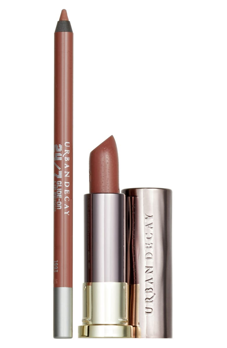 URBAN DECAY The Ultimate Pair Vice Lipstick & 24/7 Pencil Duo, Main, color, 200