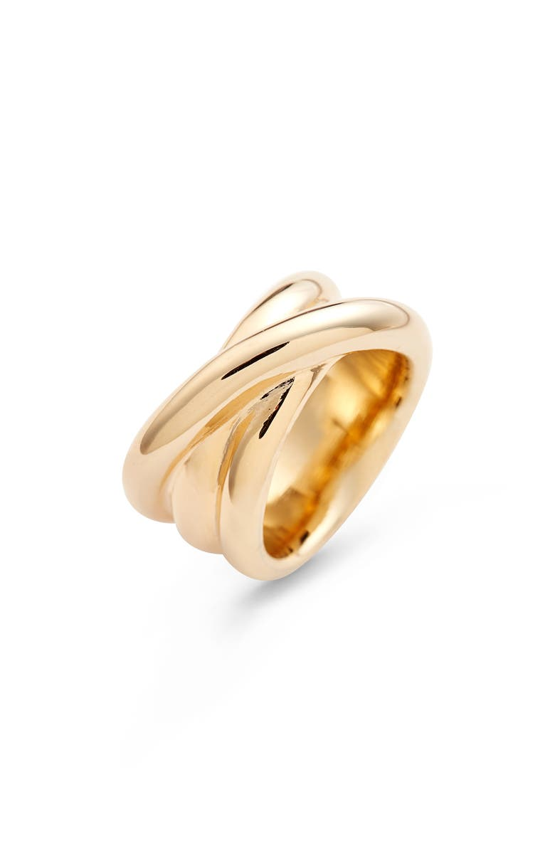 HALOGEN<SUP>®</SUP> Modern Wrap Ring, Main, color, 710