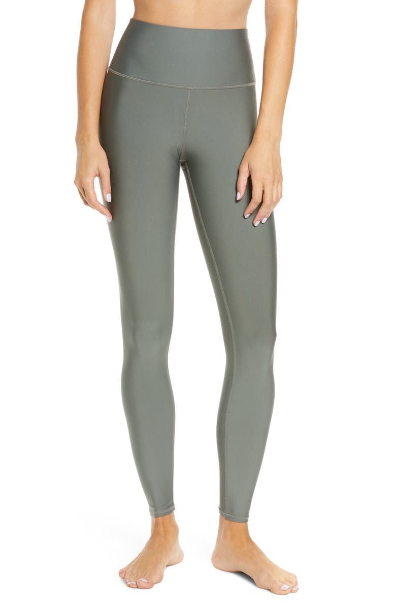 ALO Airlift High Waist Leggings, Main, color, 020