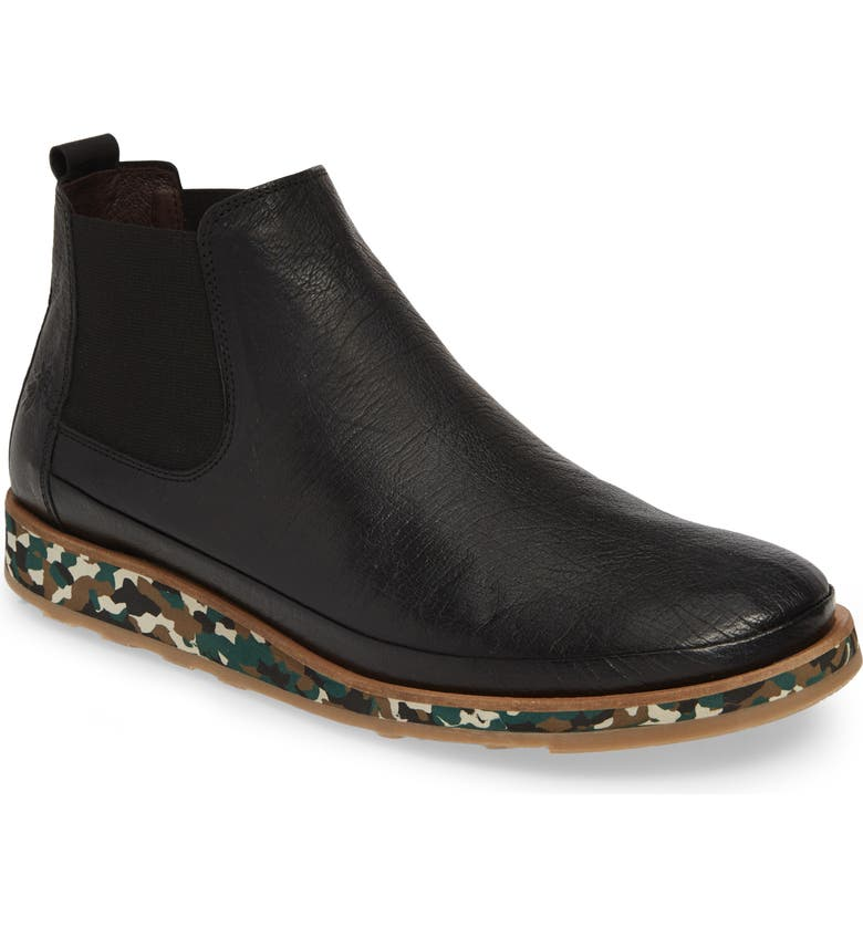 FLY LONDON Japa Chelsea Boot, Main, color, 001