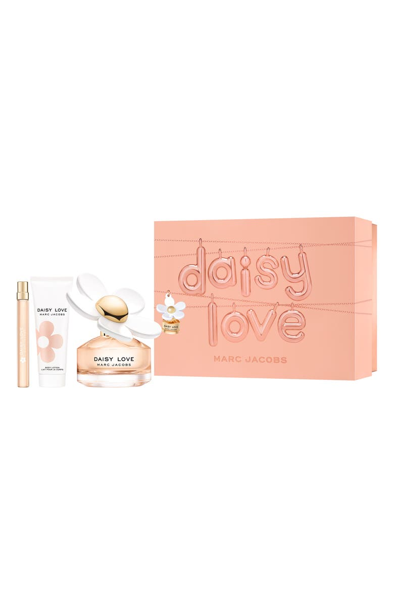 MARC JACOBS The Marc Jacobs Daisy Love Eau de Toilette Set, Main, color, 000