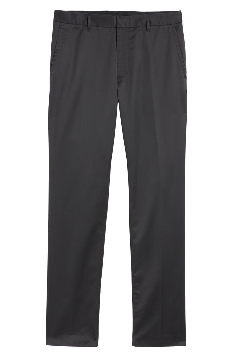 BONOBOS 'Weekday Warriors' Non-Iron Slim Fit Cotton Chinos, Main, color, 001