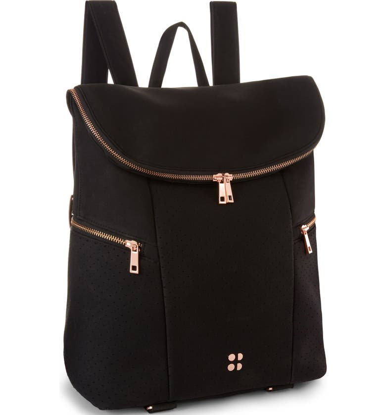 SWEATY BETTY All Sport Backpack, Main, color, Black