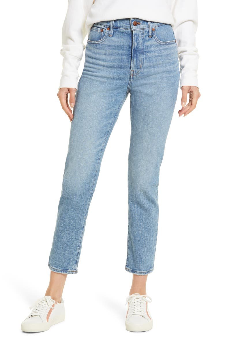 MADEWELL The Perfect Vintage Jean, Main, color, BANNER
