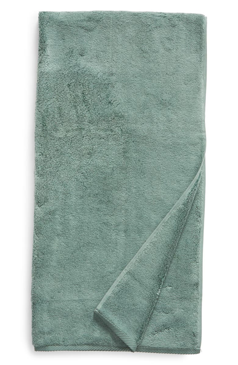 MATOUK Milagro Bath Towel, Main, color, JADE