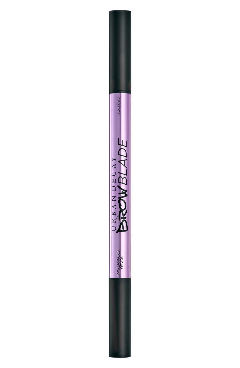 URBAN DECAY Brow Blade Ink Stain & Waterproof Pencil, Main, color, DARK DRAPES