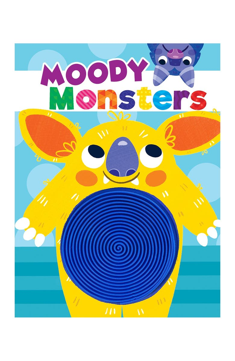 LITTLE HIPPO BOOKS Moody Monsters, Main, color, MULTI
