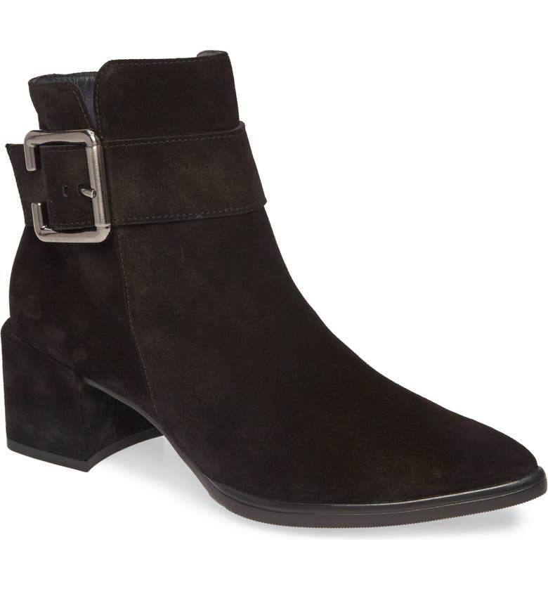 PAUL GREEN Birch Buckle Bootie, Main, color, 002
