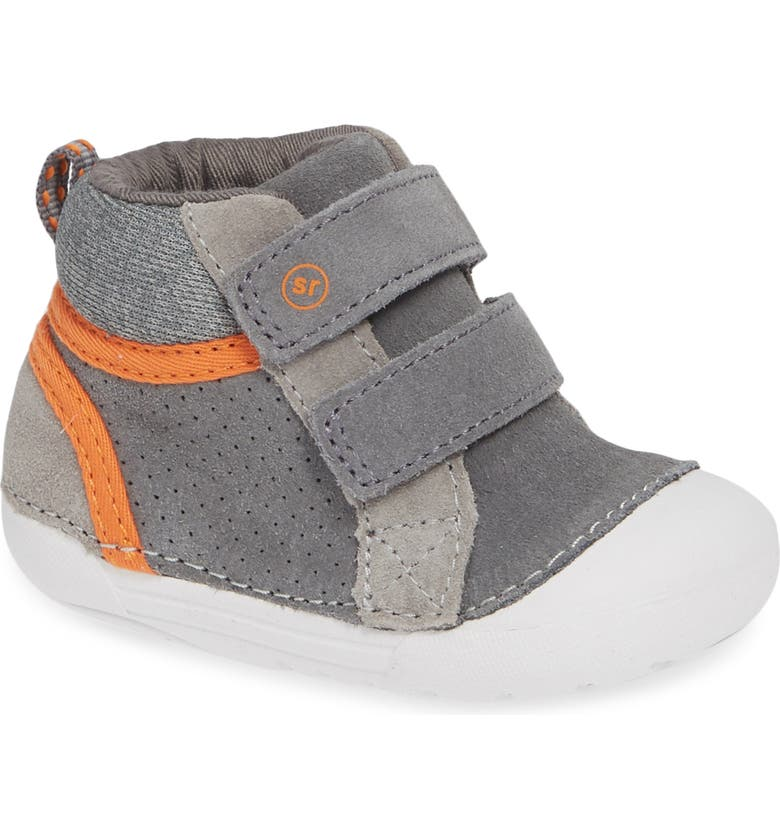 STRIDE RITE Soft Motion<sup>™</sup> Milo High Top Sneaker, Main, color, 020