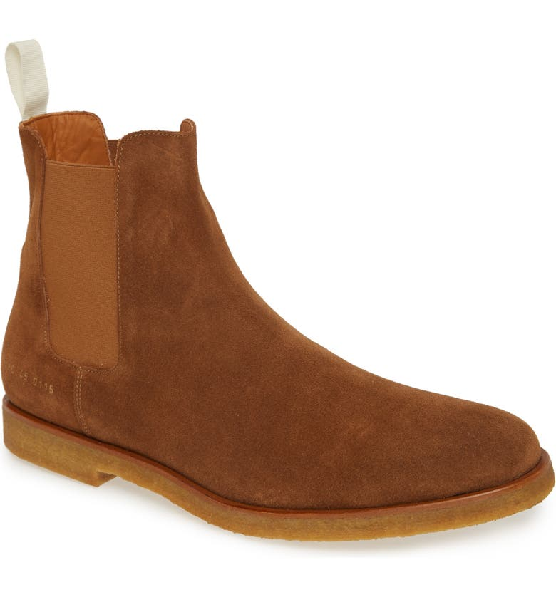 COMMON PROJECTS Chelsea Boot, Main, color, 200