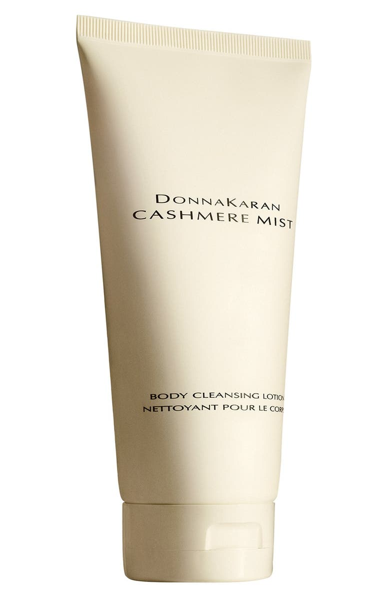 DONNA KARAN NEW YORK Cashmere Mist Body Cleansing Lotion, Main, color, No Color