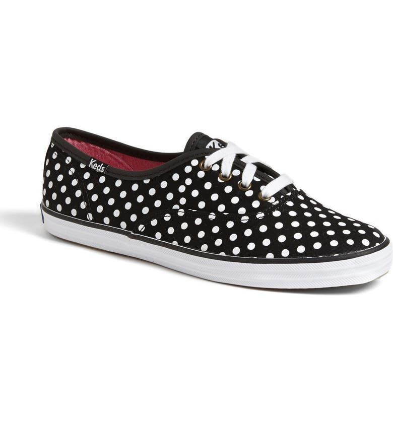 KEDS<SUP>®</SUP> 'Champion - Dot' Sneaker, Main, color, 006