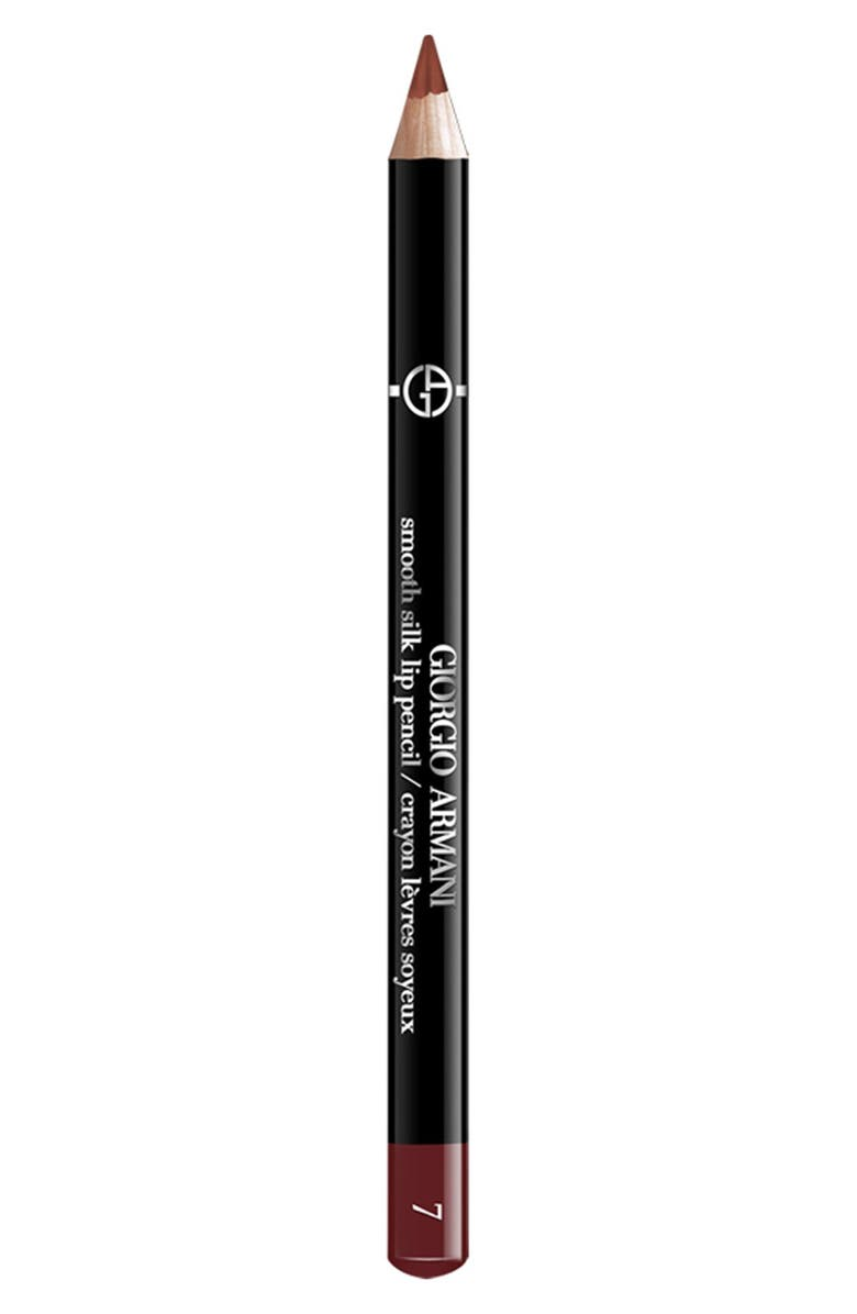 GIORGIO ARMANI Smooth Silk Lip Pencil, Main, color, 07