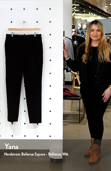 Rodger Extra Trim Fit Corduroy Pants, sales video thumbnail