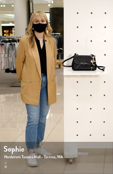 The Marc Jacobs The Grind Boho Leather Crossbody Bag, sales video thumbnail