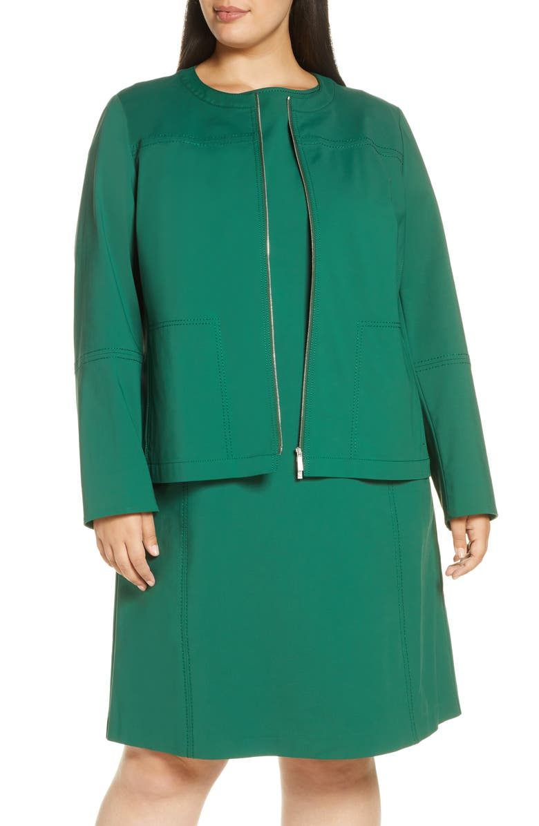 LAFAYETTE 148 NEW YORK Juno Jacket, Main, color, 300