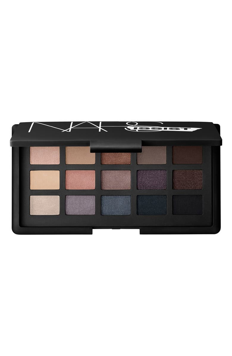 NARS 'The NARSissist' Eye Palette, Main, color, 000