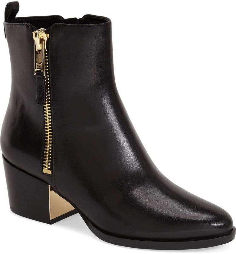 MARC FISHER LTD 'Bartly' Bootie, Main, color, 001