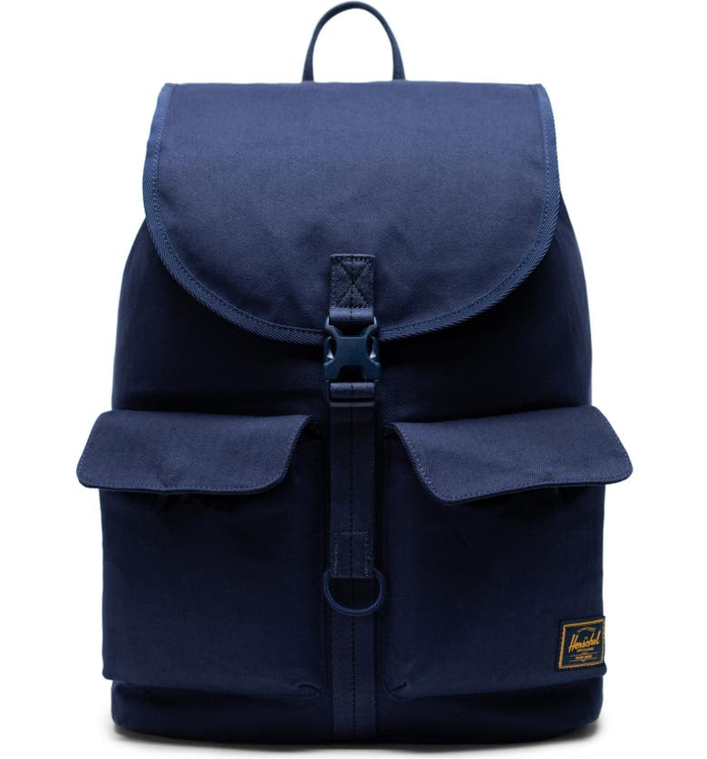 HERSCHEL SUPPLY CO Surplus Dawson Large Backpack, Main, color, PEACOAT
