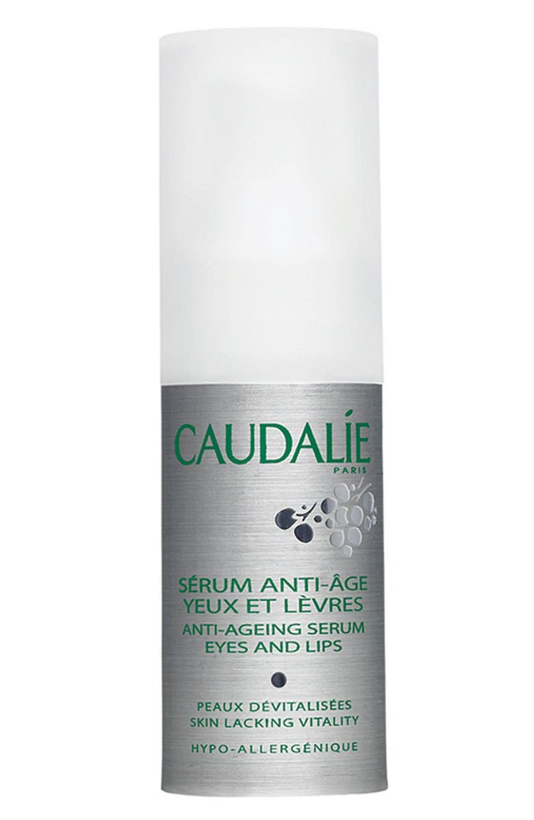 CAUDALÍE Anti-Ageing Serum Eyes & Lips, Main, color, No Color