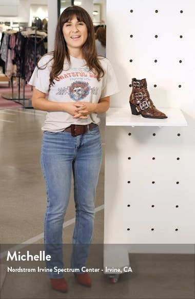 Caceres Bootie, sales video thumbnail