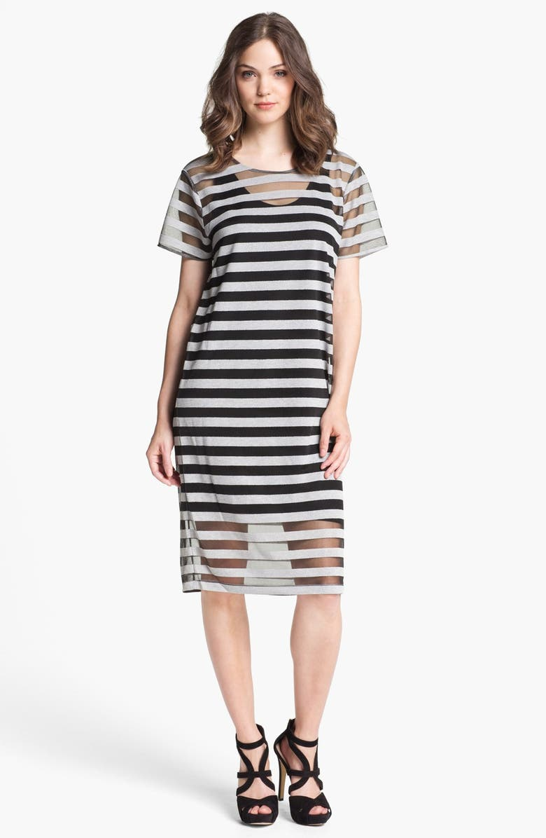KENNETH COLE NEW YORK 'Avery' Dress, Main, color, 001