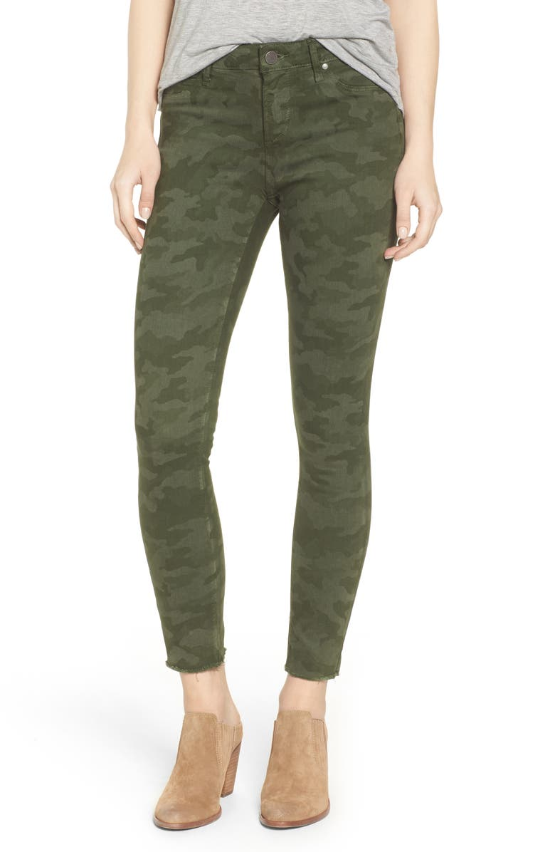 ARTICLES OF SOCIETY Carly Crop Jeans, Main, color, 300