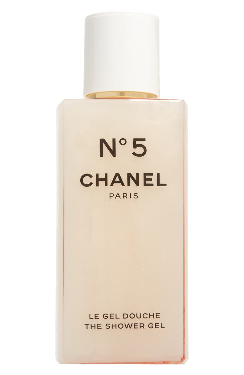 CHANEL N°5 The Shower Gel, Main, color, NO COLOR
