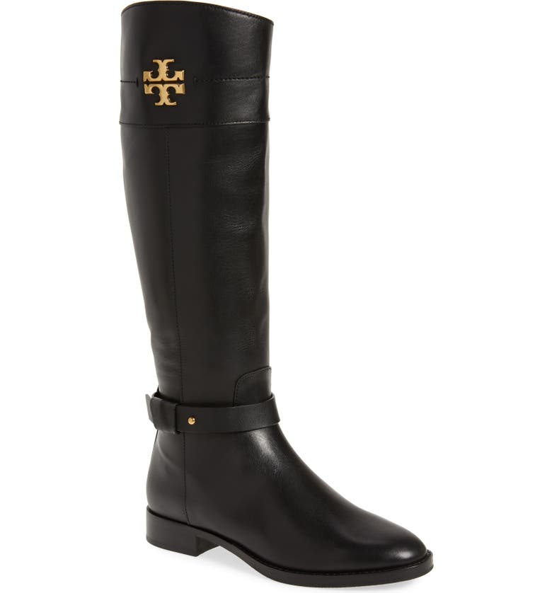 TORY BURCH Everly Knee High Boot, Main, color, 004