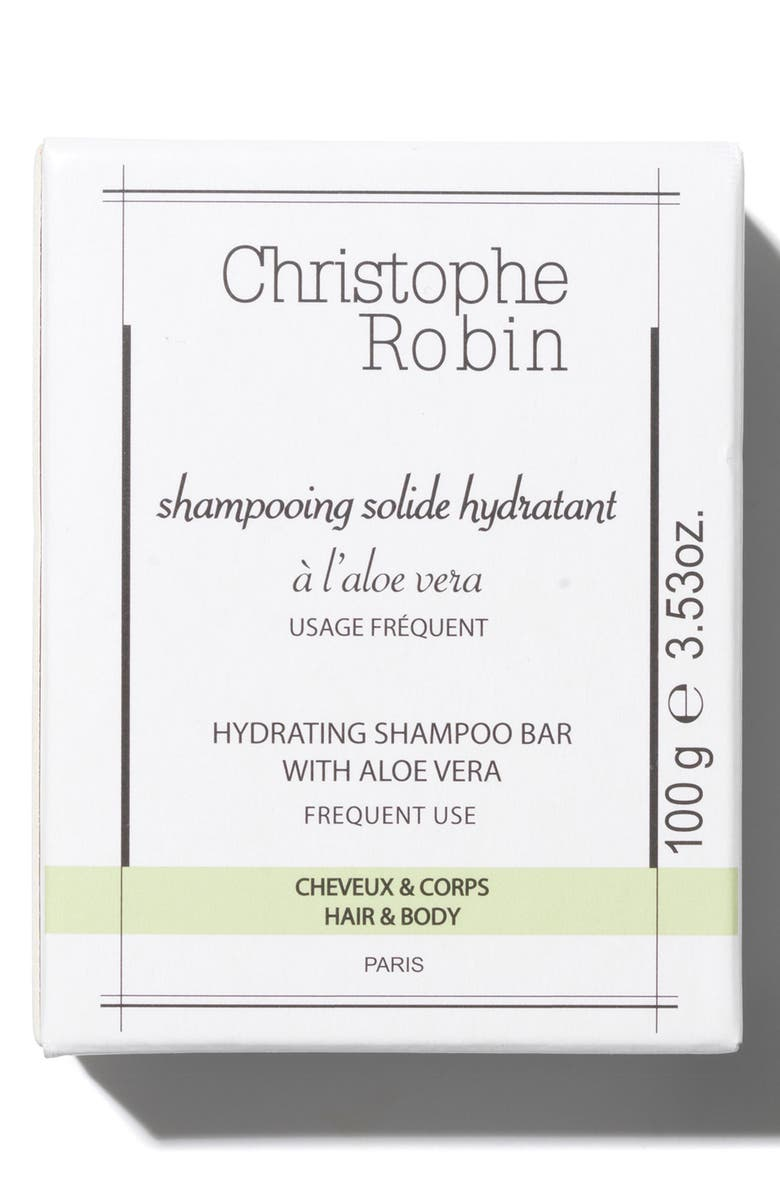 CHRISTOPHE ROBIN Hydrating Shampoo Bar, Main, color, NO COLOR