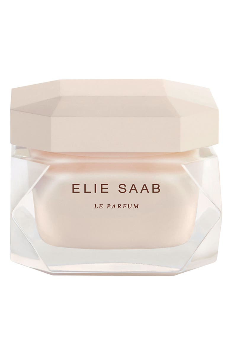 ELIE SAAB 'Le Parfum' Body Cream, Main, color, 000