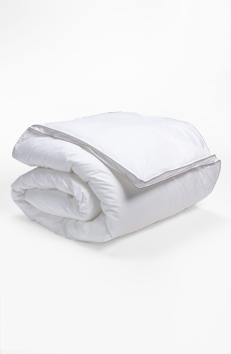 NORDSTROM at Home Down Alternative Comforter, Main, color, WHITE