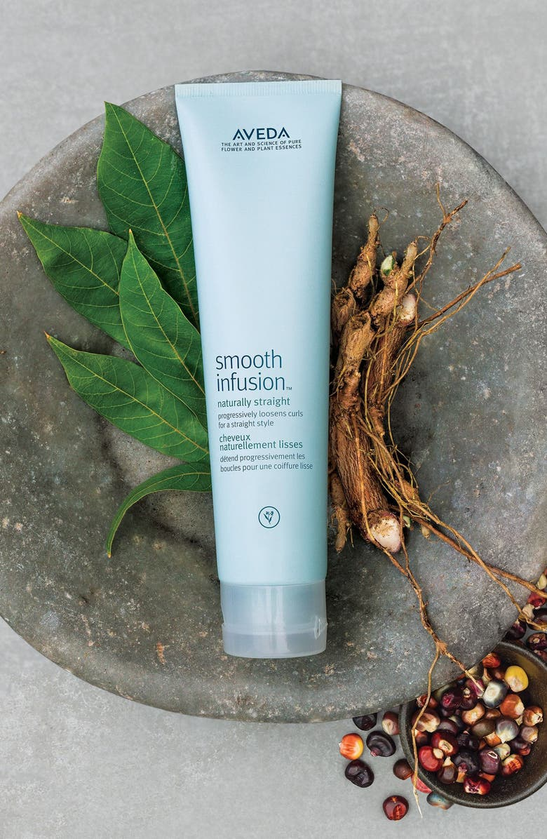 AVEDA smooth infusion<sup>™</sup> Naturally Straight Hair Treatment, Main, color, 000