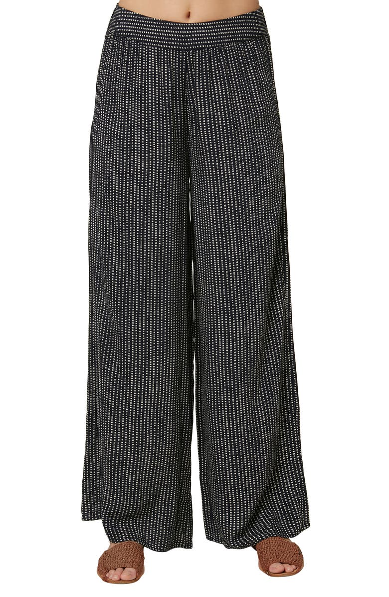 O'NEILL Hailey Wide Leg Pants, Main, color, ABYSS