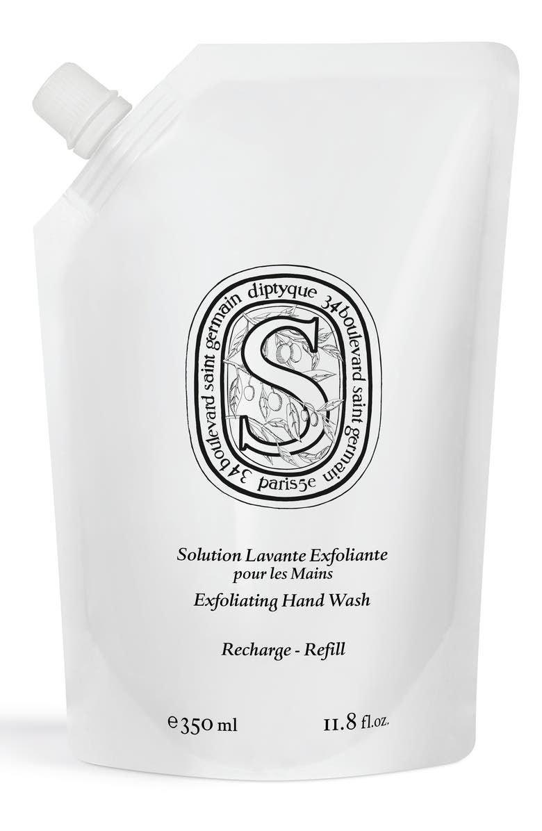 DIPTYQUE Exfoliating Hand Wash Refill, Main, color, 960