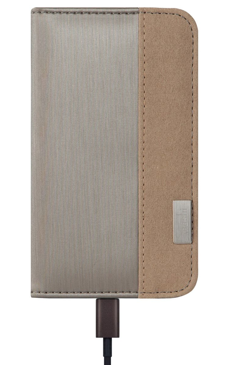 MOSHI Overture iPhone 6 & 6s Wallet Case, Main, color, 040