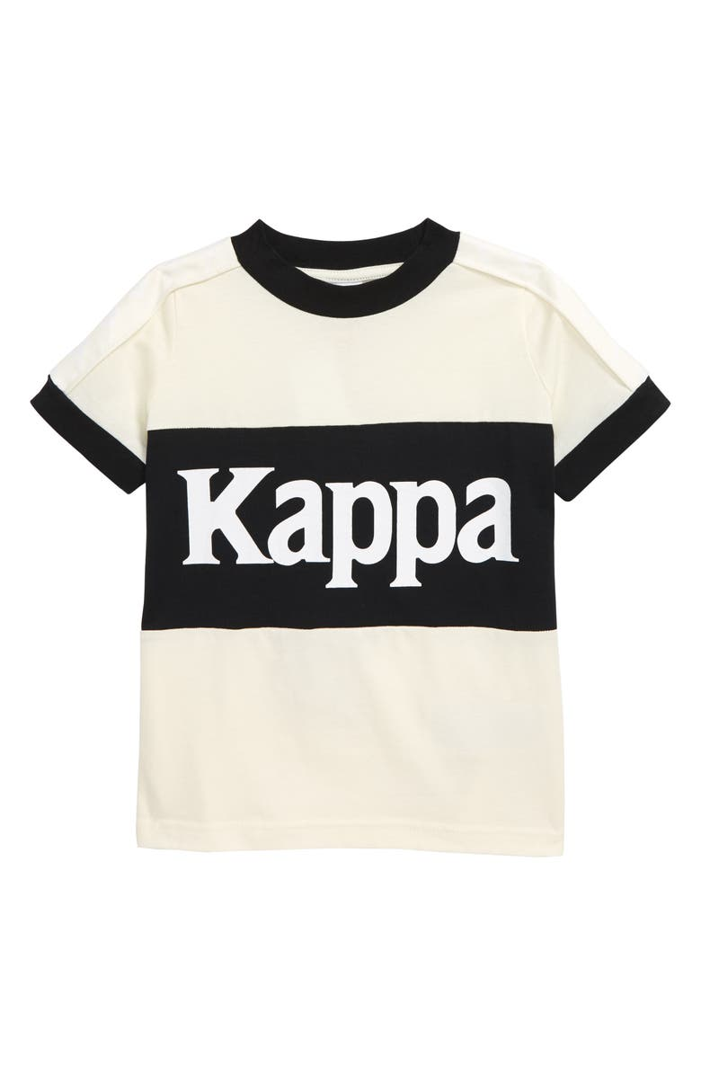 KAPPA 222 Banda Bertux Graphic Tee, Main, color, 100