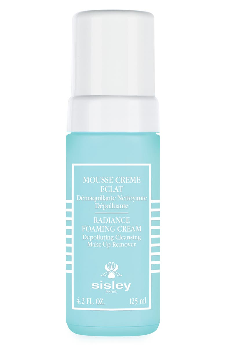 SISLEY PARIS Radiance Foaming Cream Cleansing Makeup Remover, Main, color, No Color