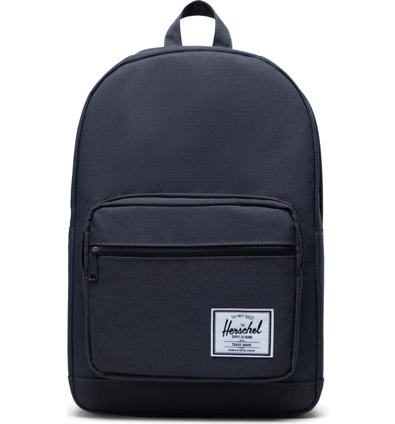 HERSCHEL SUPPLY CO. Pop Quiz Backpack, Main, color, PERISCOPE RIPSTOP