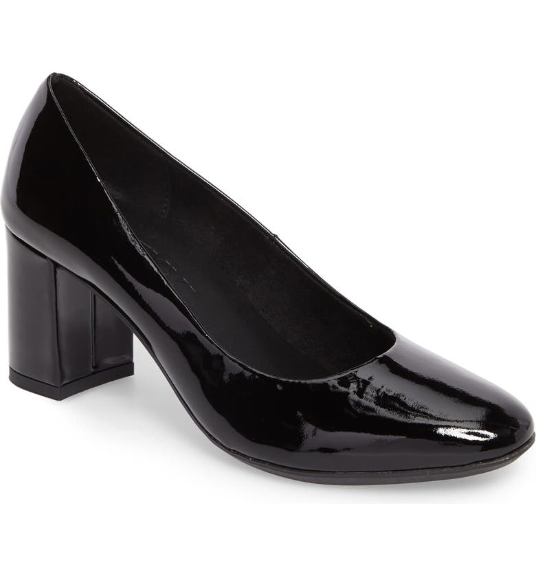 THE FLEXX Seriously Pump, Main, color, BLACK PATENT LEATHER