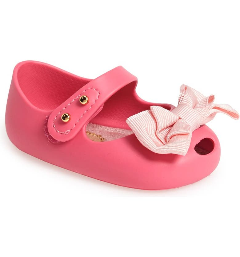MINI MELISSA My First Melissa Mary Jane Flat, Main, color, PINK