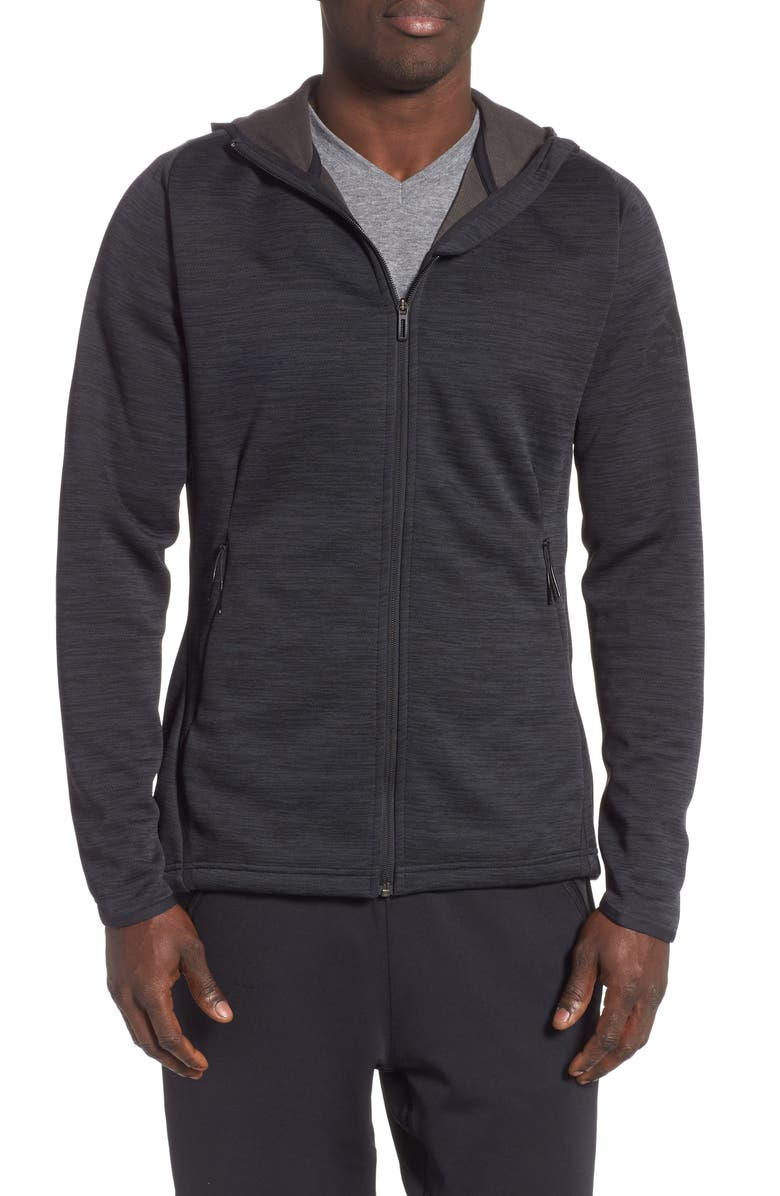 ADIDAS Climaheat<sup>®</sup> Hoodie, Main, color, 021