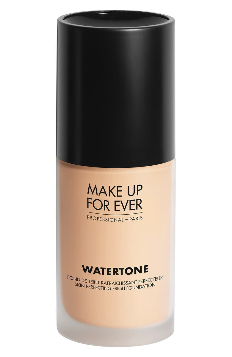 MAKE UP FOR EVER Watertone Skin-Perfecting Tint Foundation, Main, color, Y218