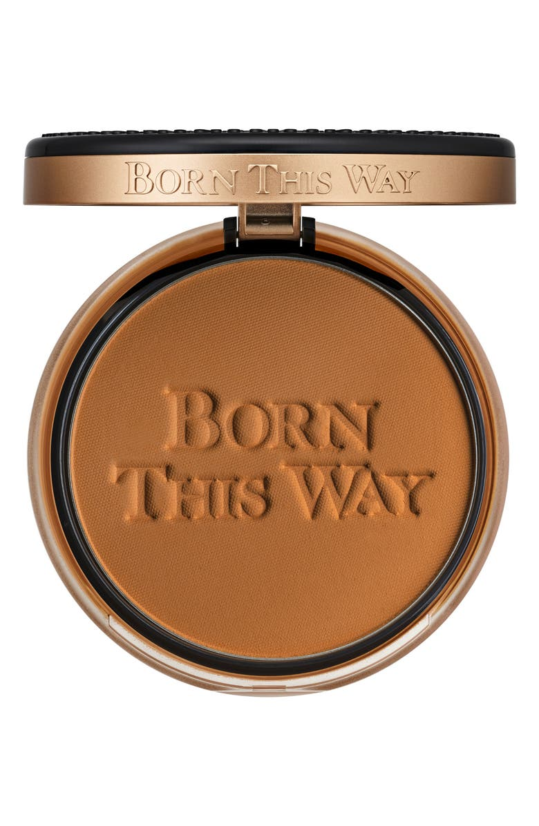 TOO FACED Born This Way Pressed Powder Foundation, Main, color, CHAI
