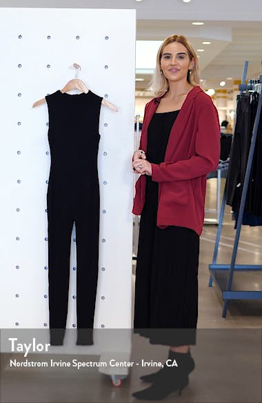 The NW Sleeveless Jumpsuit, sales video thumbnail