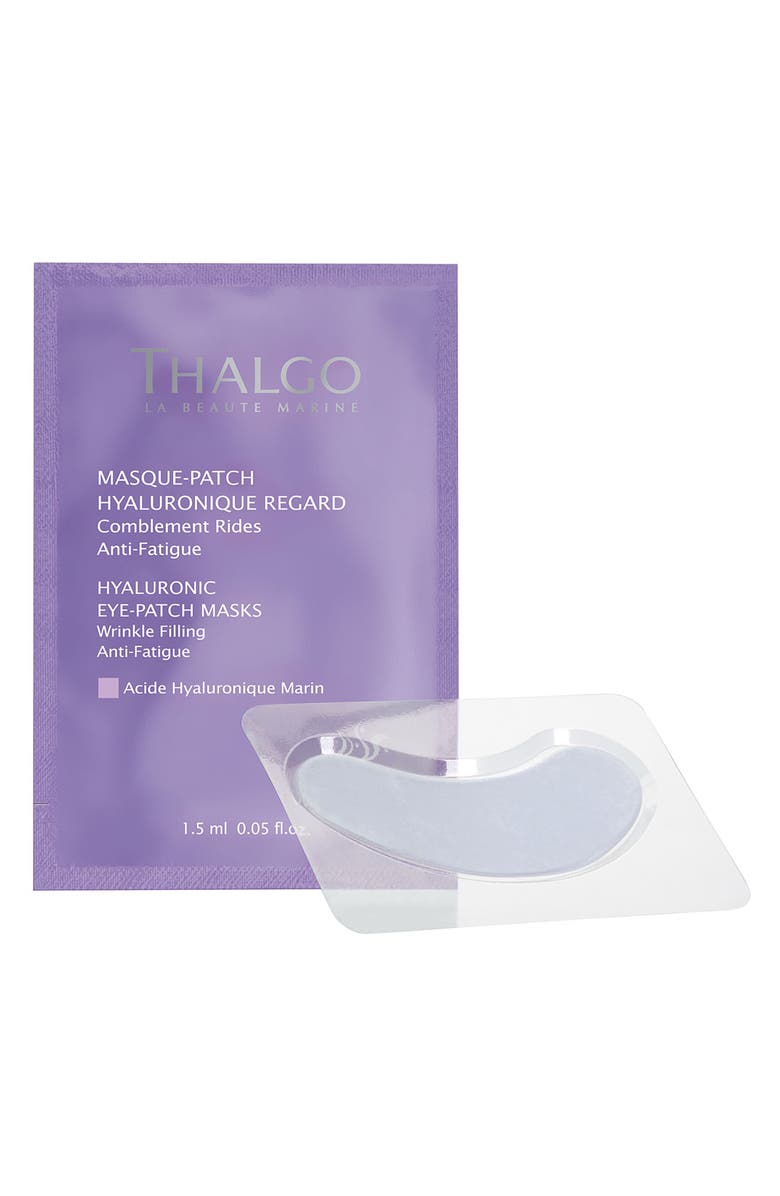 THALGO Hyaluronic Eye Patch Mask, Main, color, 000