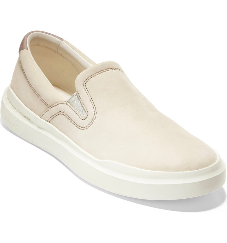 COLE HAAN GrandPro Rally Sneaker, Main, color, CEMENT
