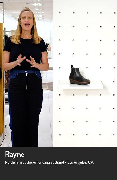 Ashford Leather Bootie, sales video thumbnail