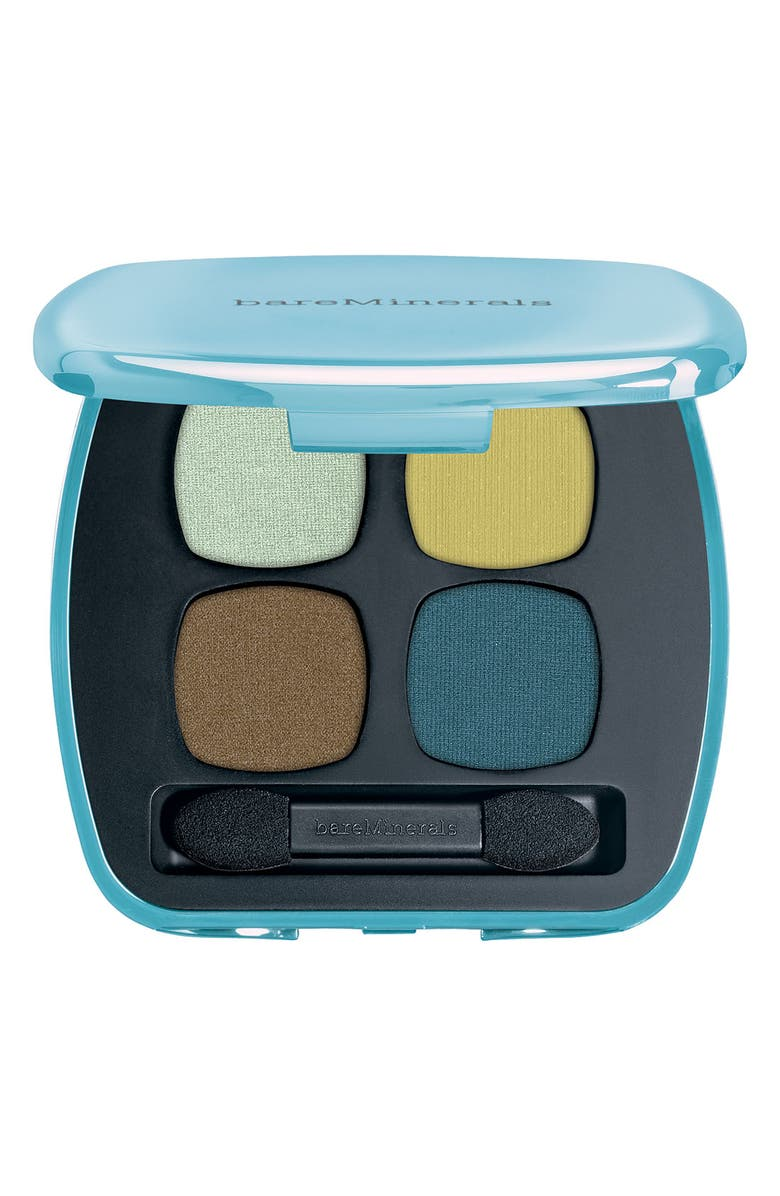 BAREMINERALS<SUP>®</SUP> 'Remix Trend Collection - The Wild Thing' READY 4.0 Eyeshadow Palette, Main, color, 400