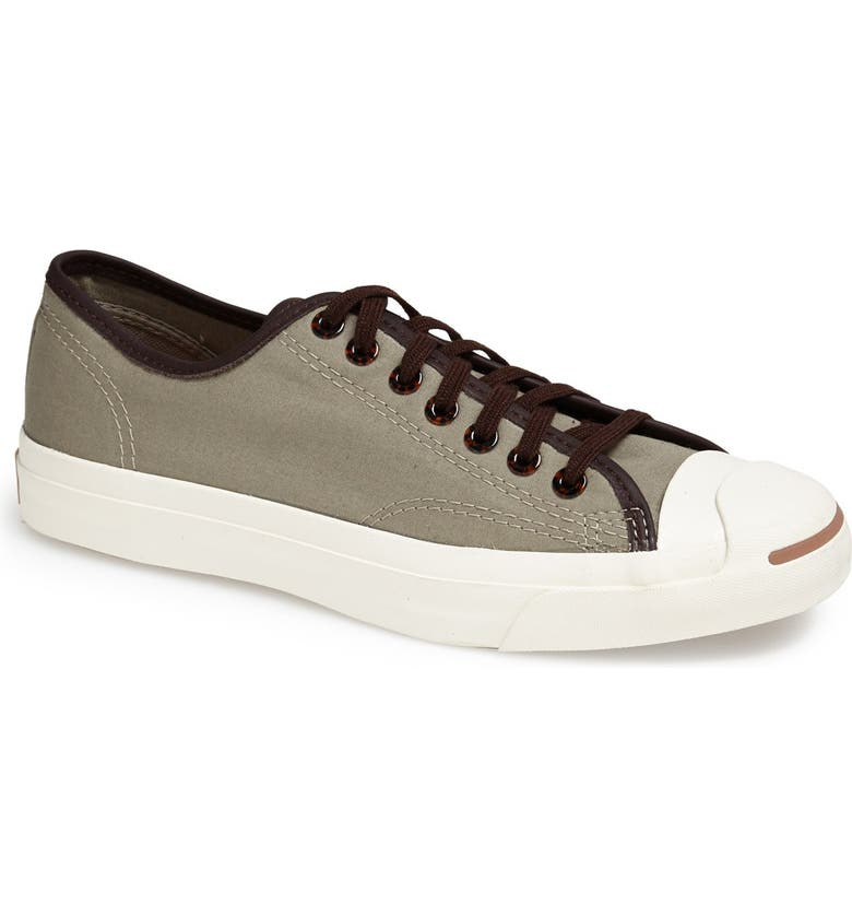 CONVERSE 'Jack Purcell - Jack' Sneaker, Main, color, OLD SILVER